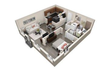 Floor Plan Stu C