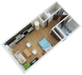 Floor Plan Rolette
