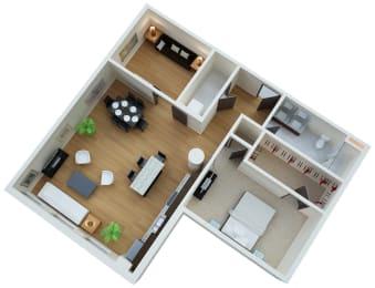 Floor Plan Ramsey
