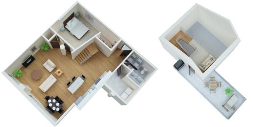 Floor Plan Schubert