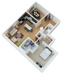 Floor Plan Merriam