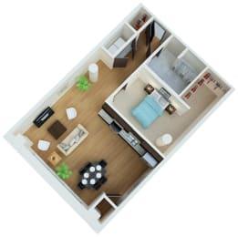 Floor Plan Livingston