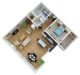 Floor Plan Irvine