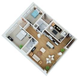 Floor Plan Gardner
