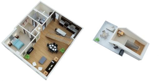 Floor Plan Ferguson