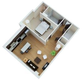 Floor Plan Douglas
