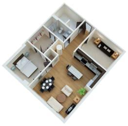 Floor Plan Dillinger