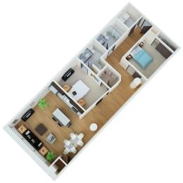 Floor Plan DeWitt