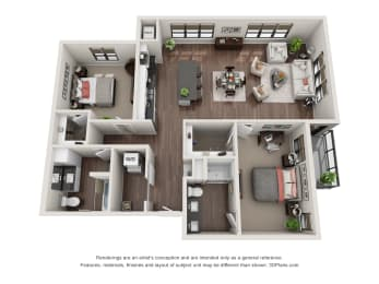 Floor Plan Edenvale