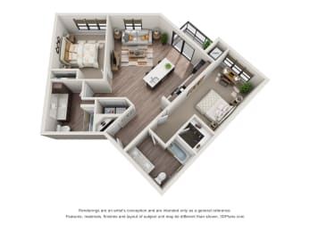 Floor Plan McCoy