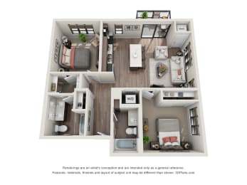 Floor Plan Neill