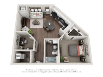 Floor Plan Tamarack