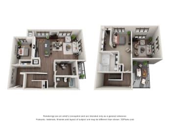 Floor Plan Westwind
