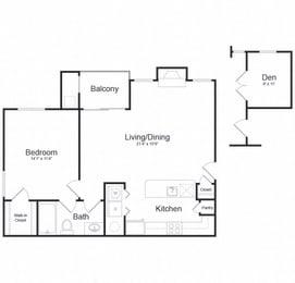 Larkspur Floor plan at Arborview at Riverside and Liriope, Belcamp, MD 21017
