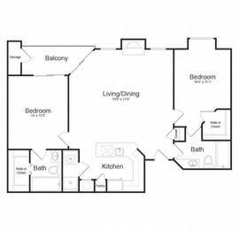Floor plan at Arborview at Riverside and Liriope, Belcamp, MD