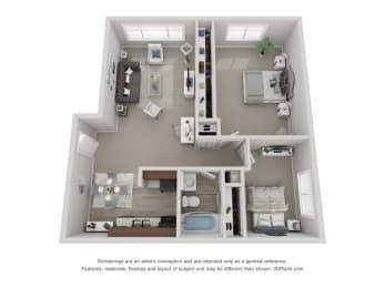Floor Plan Maple, opens a dialog