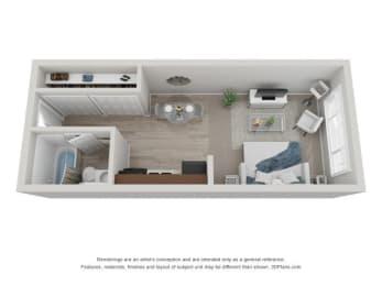 Floor Plan White Oak, opens a dialog