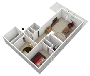 Floor Plan PENTHOUSE