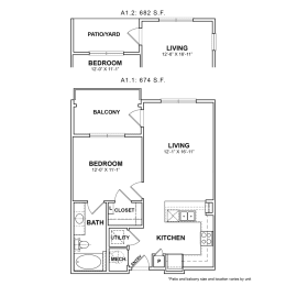 Floor Plan BB.A1