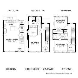 Floor Plan BLT.THC2