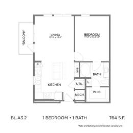 Floor Plan BL.A3.2
