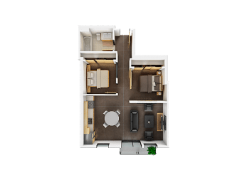 Floor plan at Potrero Launch, California, 94107