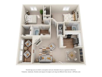 Floor Plan Magnolia