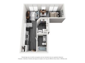 Floor Plan Beltrami