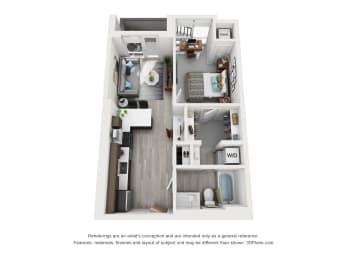 Floor Plan Currie