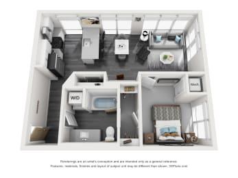 Floor Plan Deming