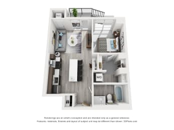 Floor Plan Luxton