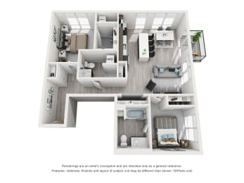 Floor Plan Nokomis