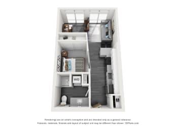 Floor Plan Scherer