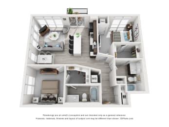 Floor Plan St. Anthony