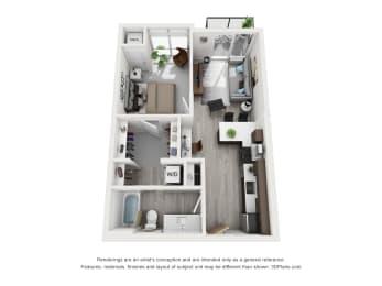 Floor Plan Van Cleve
