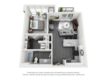 Floor Plan Windom