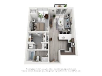 Floor Plan Wirth
