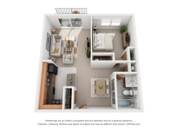 Floor Plan Minnetonka, opens a dialog