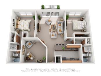 Floor Plan Okabena, opens a dialog