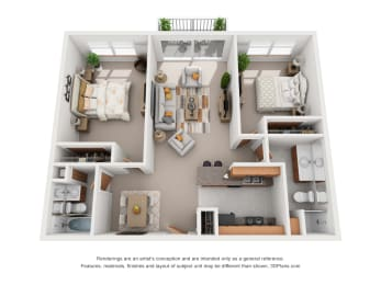 Floor Plan Miltona, opens a dialog
