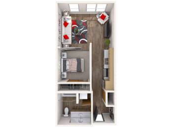 Floor Plan 1.7