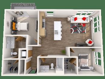 Floor Plan 3.9