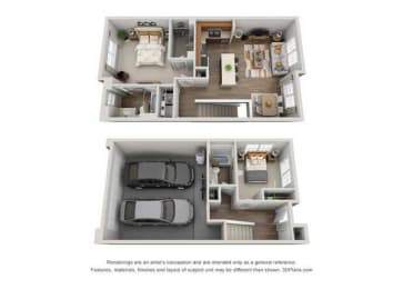 Floor Plan Medoc