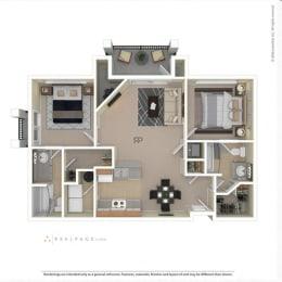 Jordan Floor Plan