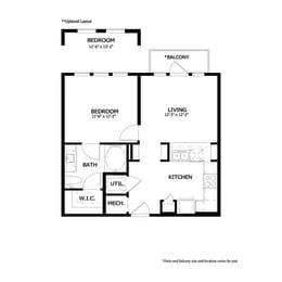 Floor Plan CRA2.1