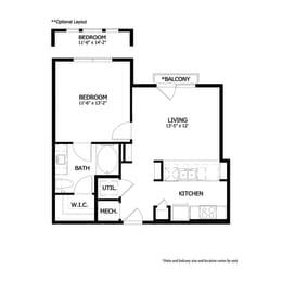 Floor Plan CRA2.2