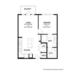 Floor Plan CRA3.1