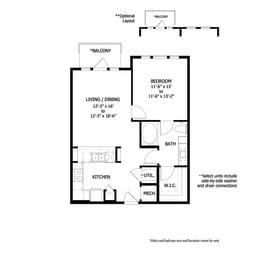 Floor Plan CRA4.1