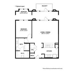 Floor Plan CRA6.1