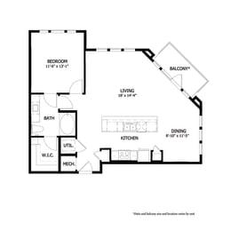 Floor Plan CRA7.1
